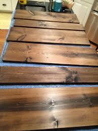 Wood Plank Shelves by Full Bodied Shelves Bower Power