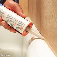 bathtub caulking tips family handyman