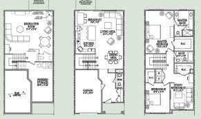 26 decorative luxury townhouse plans building plans online 84583