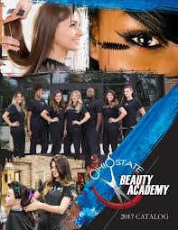 ohio state beauty academy catalog by unoh issuu