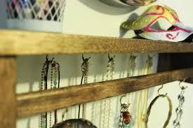 diy jewelry holder out of spice rack u2013 ikea hack u2013 home info
