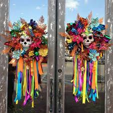 Halloween Wreaths Pinterest by Https Www Facebook Com 235733016520361 Photos A