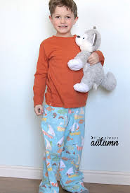 21 free sewing tutorials and patterns for pajamas it s