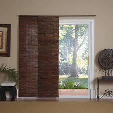 Cheap Blinds For Patio Doors Bamboo Blinds For Sliding Doors Sliding Doors Ideas