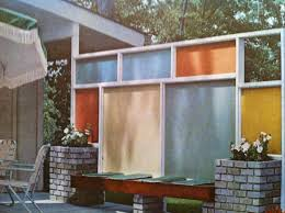 Modern Fence by Mid Century Modern Atomic Indy Mid Century Modern Fences Part 1