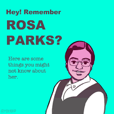 Rosa Parks Meme - gif history fox artists on tumblr rosa parks animation domination