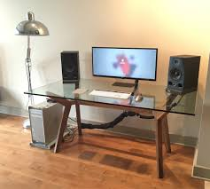 desk minimalist minimalist home office desk design keep your clean quotes how to