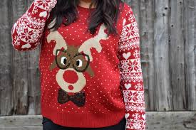 celebrating the holidays with walmart s sweaters