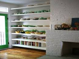 kitchen wall shelves kitchen shelves decorating ideas shelves