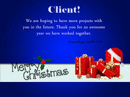 messages for client wordings and messages