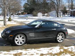2004 chrysler crossfire information and photos zombiedrive