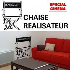 chaise de cin ma sticker chaise de cinéma stickers