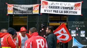 areva siege suppression de postes chez areva les syndicats inquiets quant à