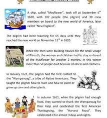 thanksgiving worksheets history thanksgiving blessings