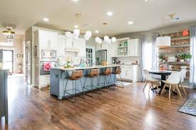 how to make an open concept kitchen how to decorate an open floor plan 7 design tips