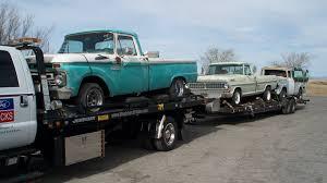 Ford Classic Truck Parts - flashback f100 u0026 39 s new arrivals of whole trucks parts trucks