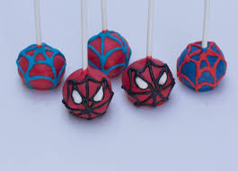 spider man cake pops cupcake kitchen