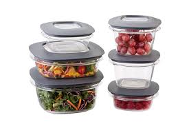 Food Storage Glass Containers The Best Food Storage Containers On Amazon Tupperware