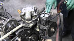 power steering pump inspection and repair youtube