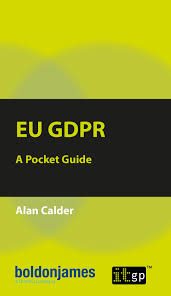 eu gdpr u2013 a pocket guide