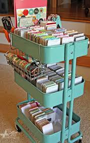 raskog cart ideas triple the scraps organizational friday ikea goodies means