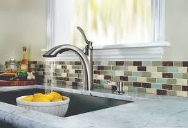 price pfister introduces new rembrandt pull out kitchen faucet