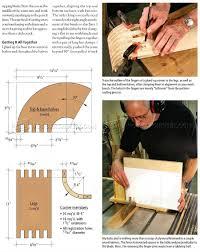 glass top side table plans u2022 woodarchivist