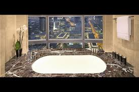 Hotels With Bathtubs Hotels And Resorts Bathtubs With Views In The Uae