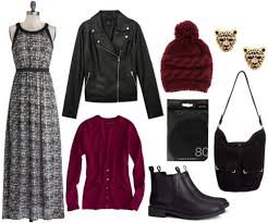how to wear a maxi dress in winter college fashion