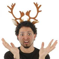 reindeer antlers headband reindeer antlers headband
