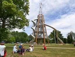 Kletterpark Bad Oeynhausen Rietberger Gartenschaupark Bekommt Neuen Rutschenturm Rietberg