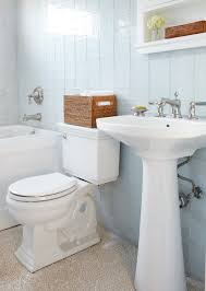 White Bathroom Tile Designs Exellent Classic White Bathroom Ideas Black And Great Blending Of