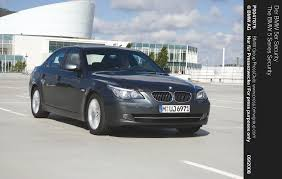 2007 bmw 525xi automatic e60 related infomation specifications