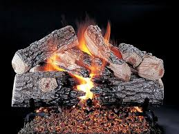 how to clean gas fireplace logs home fireplaces firepits