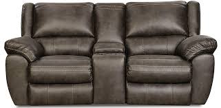 simmons upholstery mason motion reclining sofa shiloh granite shiloh granite reclining loveseat with console simmons united