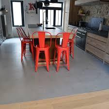 sol cuisine béton ciré béton ciré touche d originalité dans votre mobilier intérieur