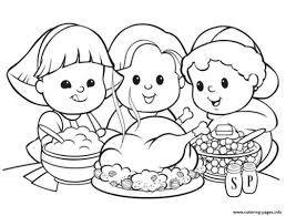 thanksgiving info incridible cute thanksgiving for kids coloring pages printable