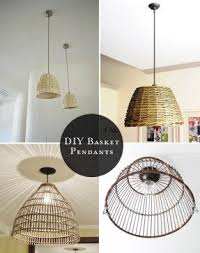 How To Make A Fake Chandelier Wire Basket Chandelier Foter