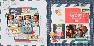 12x12 Scrapbook Paper Pretty Paper True Stories And Scrapbooking Classes With