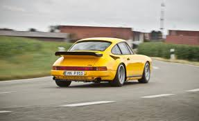 porsche yellow bird ruf ctr the story of the yellowbird drivetribe