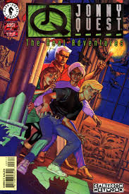 jonny quest the real adventures of jonny quest 3 net of chaos part 3 issue