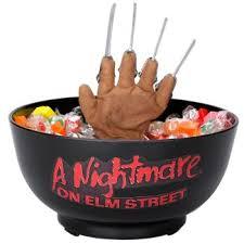 59 days until halloween freddy krueger candy bowl half assed