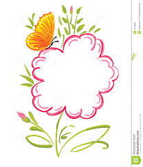 flower greetings stock vector image of cards background 14240837