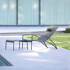 Modern Garden Table Royal Botania Qt Relax Garden Furniture Modern Garden Easy Chair