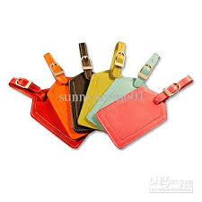 themed luggage tags favor wholesale luggage tag buy colourful leather luggage tag