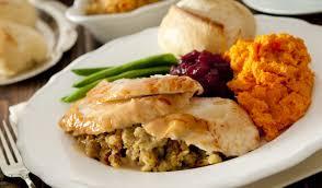 thanksgiving dinner on ave ave la