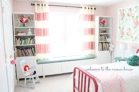window seat ikea besta window seat for little girl room ikea hackers