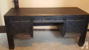 Pottery Barn Dawson Desk Pottery Barn Desk Bedford New And Used Furniture For Sale In The