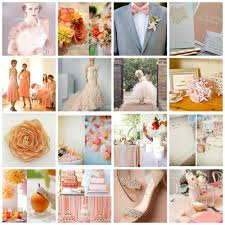 Wedding Plans And Ideas Peach Wedding Theme Weddings Pinterest Peach Wedding Theme