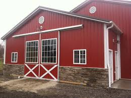 no matter what your door and window needs are pole barns direct